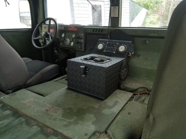 1990 Am General M998 Hmmwv Hummer H1 For Sale Hummer H1