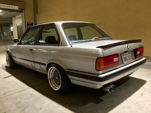 1990 Bmw 325i E30 Coupe For Sale Bmw 3 Series 325i 1990