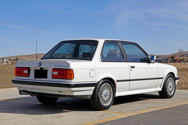 1990 Bmw 325ix Coupe 2-door 2 5l For Sale