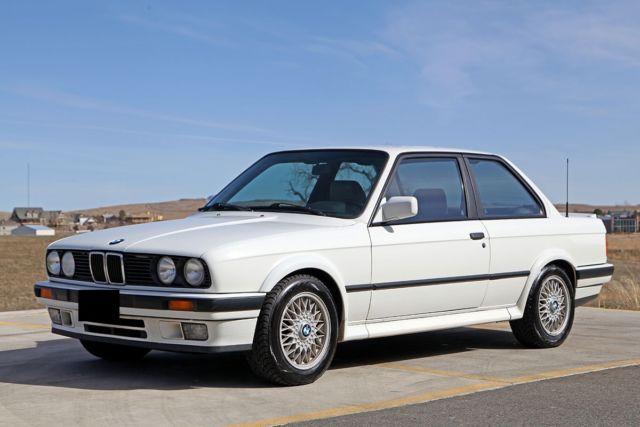 1990 Bmw 325ix Coupe 2 Door 2 5l For Sale Bmw 3 Series