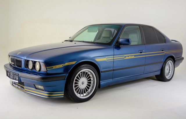 1990 Bmw Alpina B10 Bi Turbo 366 For Sale Bmw 5 Series Alpina B10 Bi Turbo 1990 For Sale In