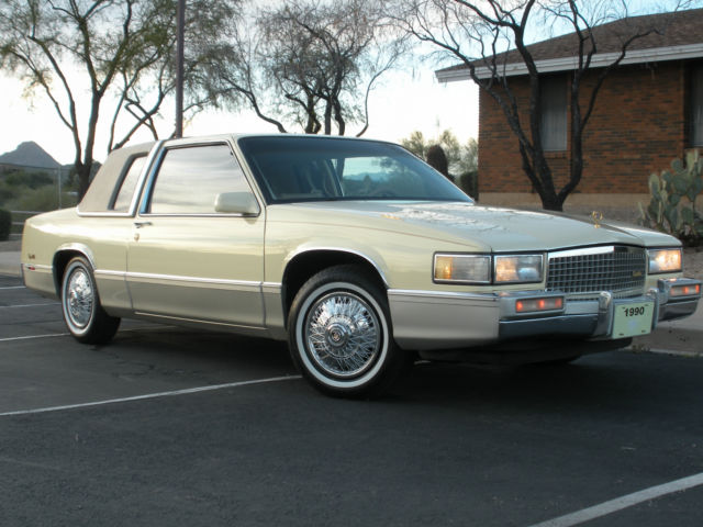 1990 cadillac coupe deville special edition for sale. Cars Review. Best American Auto & Cars Review