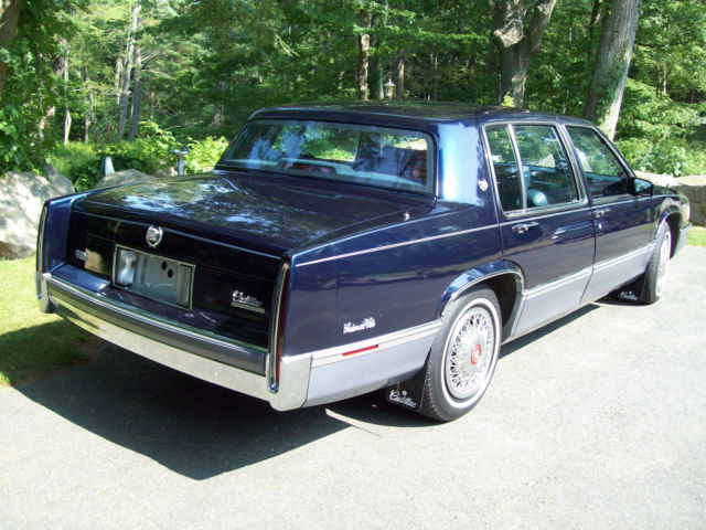1990 cadillac sedan deville 4 door 4 5l for sale cadillac deville 1990 for sale in gloucester massachusetts united states davids classic cars