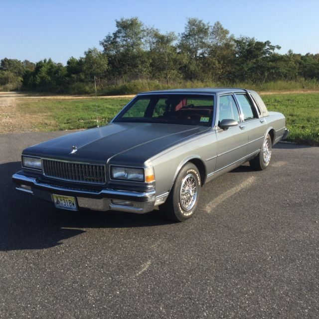 1990 caprice classic brougham ls 5 0l for sale chevrolet caprice 1990 for sale in vineland new jersey united states davids classic cars
