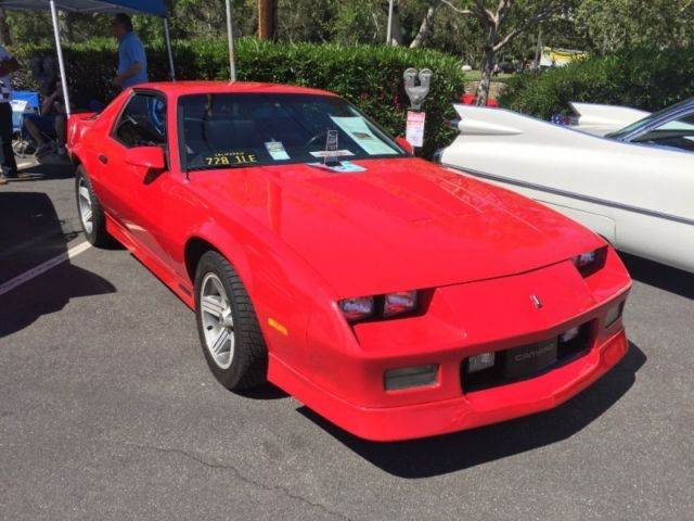 1990 chevrolet camaro iroc z 1le for sale chevrolet other pickups 1990 for sale in local. Black Bedroom Furniture Sets. Home Design Ideas