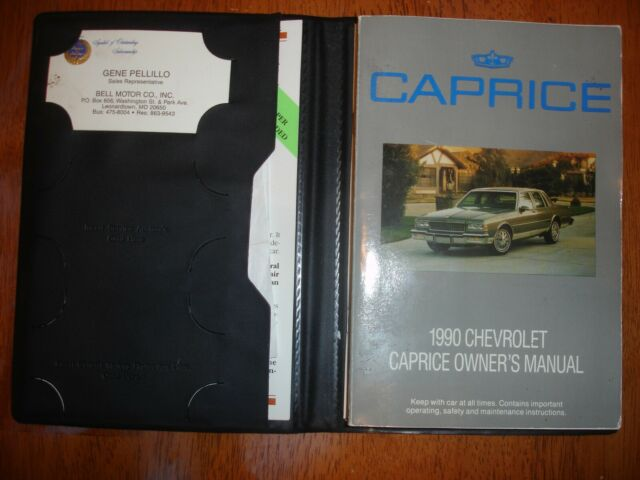 1990 Chevrolet Caprice 9C1 for sale - Chevrolet Caprice 1990