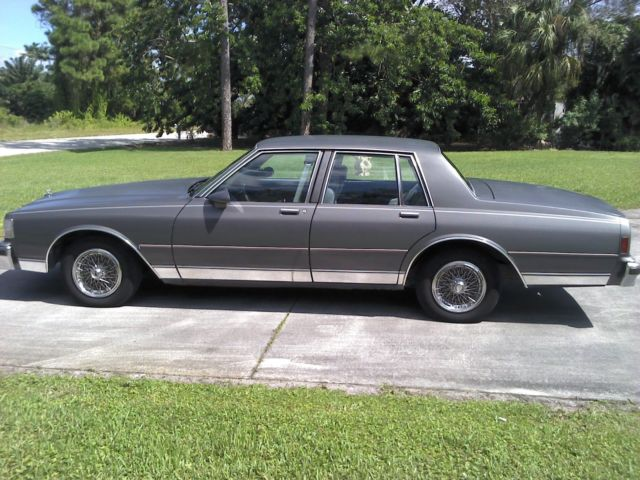 1990 chevrolet caprice classic for sale chevrolet caprice 1990 for sale in west palm beach florida united states davids classic cars