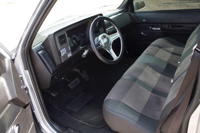 1990 Chevrolet C/K Pickup 1500 Short Bed Truck, LS Swap, Big Brakes