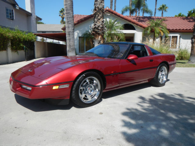 1990 chevrolet corvette zr1 2dr hatchback manual 6 speed. Black Bedroom Furniture Sets. Home Design Ideas
