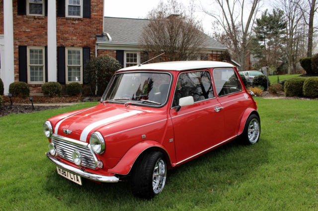 1990 classic rover mini cooper for sale mini classic mini 1970 for sale in cincinnati ohio. Black Bedroom Furniture Sets. Home Design Ideas