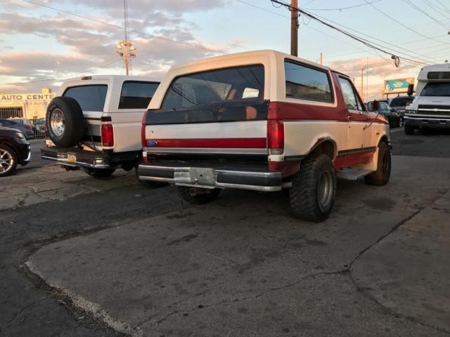1990 Ford Bronco 5.0L V8 Rare Manual Transmission New ...