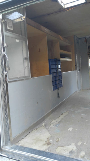 1990 Ford E 350 Econoline Work Box Truck Ambulance 7 3