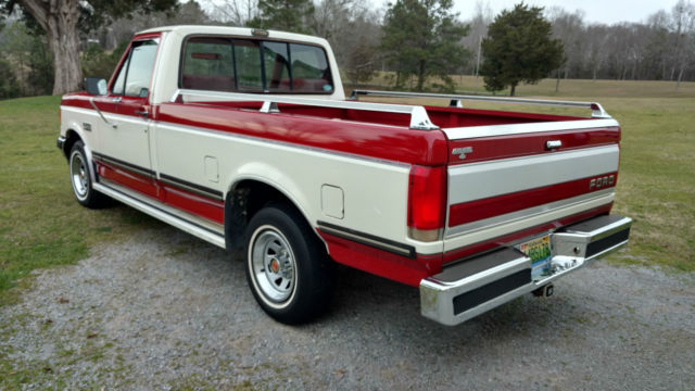 1990 ford f 150 xlt lariat standard cab pickup 2 door 5 0l. Black Bedroom Furniture Sets. Home Design Ideas
