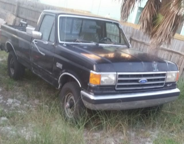 1990 ford f 250 4x4 gas for sale ford f 250 1990 for sale in gulf breeze florida united states. Black Bedroom Furniture Sets. Home Design Ideas
