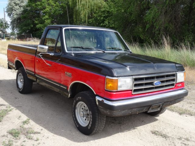 1990 ford f150 custom xlt lariat 4x4 for sale ford f 150 f150 custom xlt lariat 1990 for sale. Black Bedroom Furniture Sets. Home Design Ideas