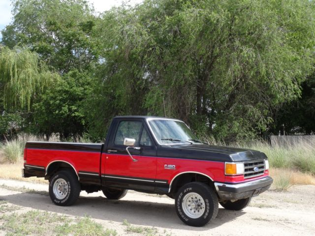 1990 ford f150 custom xlt lariat 4x4 for sale ford f 150 for Ford f150 4 6 motor for sale
