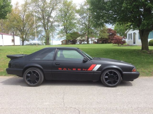 1990 Ford Mustang Cobra SALEEN tribute 5.0 - NO RESERVE or ...