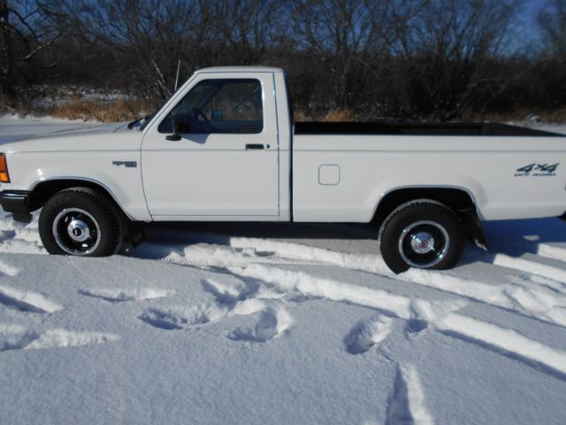 1990 ford ranger 4x4 pickup truck act miles very well kept for sale ford other. Black Bedroom Furniture Sets. Home Design Ideas