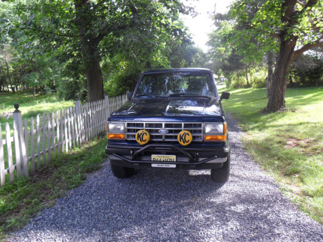 1990 Ford Ranger Xlt 4x4 For Sale Ford Ranger 1990 For