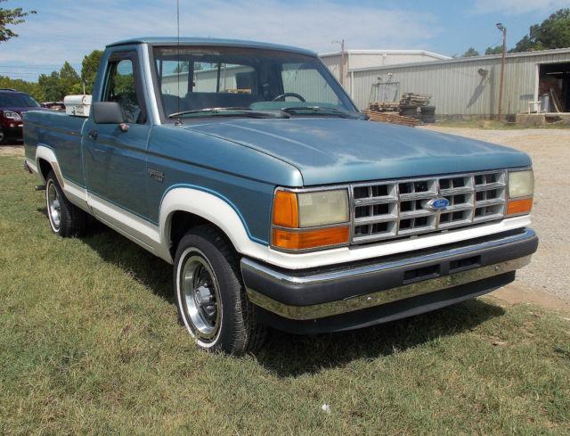 ford ranger xlt  owner estate truck