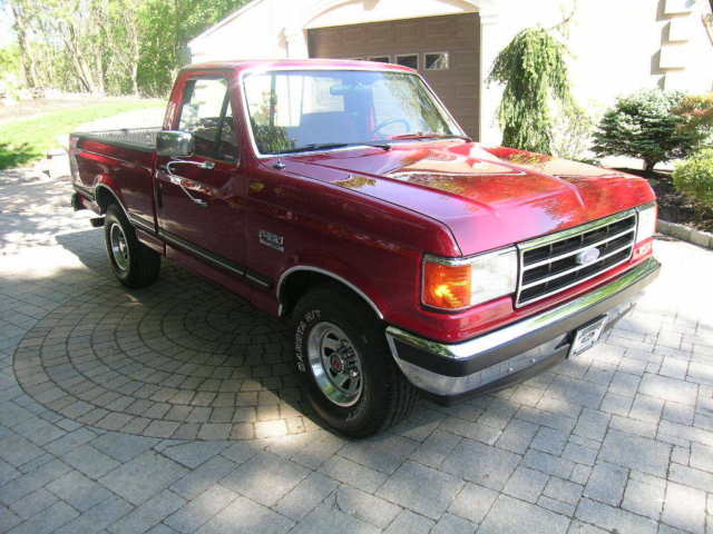 1990 ford truck f150 xlt lariat museum piece show truck concours for sale ford f 150 1990 for. Black Bedroom Furniture Sets. Home Design Ideas