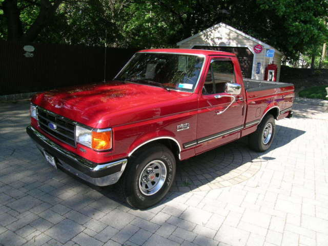 1990 ford truck f150 xlt lariat show truck time capsule perfect for sale ford f 150 1990. Black Bedroom Furniture Sets. Home Design Ideas