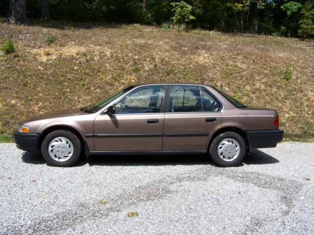 1990 Honda Accord Dx For Sale Honda Accord Dx 1990 For