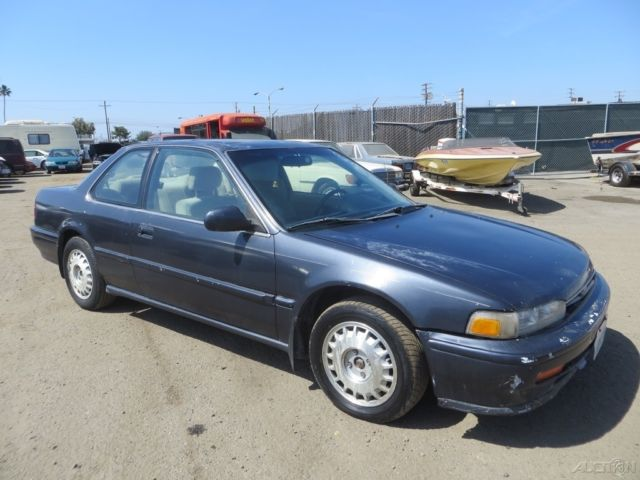 1990 honda accord ex used 2 2l i4 16v automatic no reserve for Honda accord old model