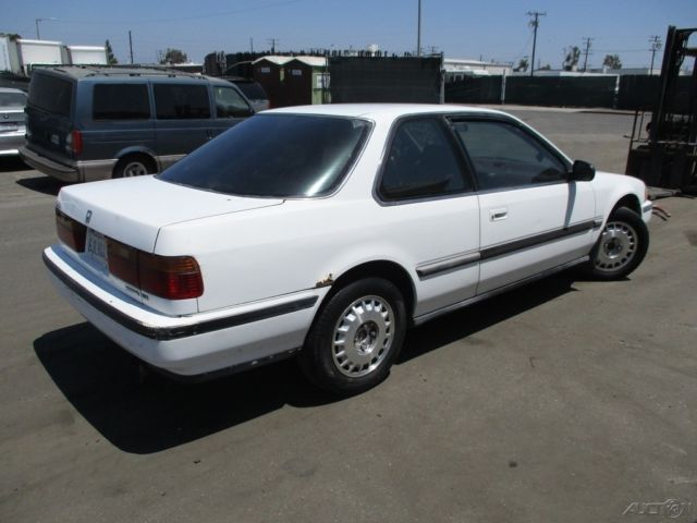 1990 honda accord lx used 2 2l i4 16v manual no reserve for Honda accord old model
