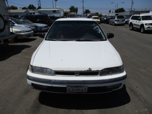 1990 honda accord lx used 2 2l i4 16v manual no reserve. Black Bedroom Furniture Sets. Home Design Ideas
