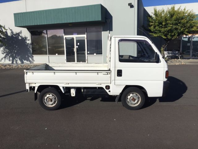 1990 honda acty activity mini kei truck 660cc low miles rhd video link for sale honda acty. Black Bedroom Furniture Sets. Home Design Ideas