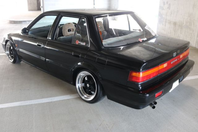 1990 honda civic sedan jdm rhd for sale honda civic 1990. Black Bedroom Furniture Sets. Home Design Ideas