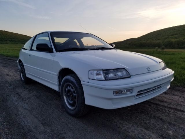 1990 honda crx vtec for sale honda crx 1990 for sale in. Black Bedroom Furniture Sets. Home Design Ideas