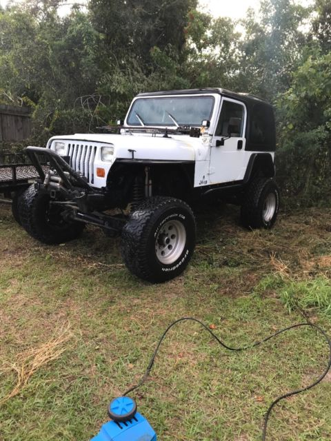 1990 Jeep Wrangler Diesel 4BT for sale - Jeep Wrangler 1990