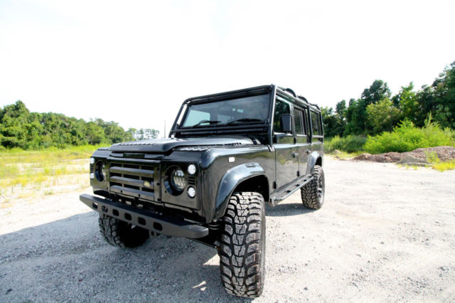 1990 Land Rover Defender 110 V8 Rhd Manual We Are Moving