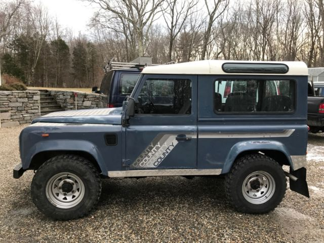 1990 Land Rover Defender 90 County For Sale Land Rover