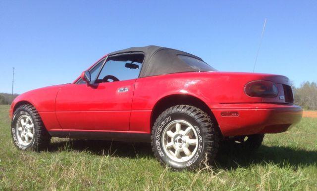 Mazda Miata Monster Ls Chevy V Rally Car Themed Speed Highly Modified on 1990 Mazda Miata Radiator