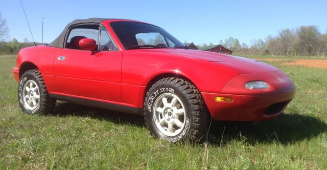 1990 mazda miata monster ls1 chevy v8 rally car themed 6 speed highly modified for sale. Black Bedroom Furniture Sets. Home Design Ideas