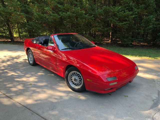 1990 Mazda RX7 with rotary engine and 5 speed transmission for sale