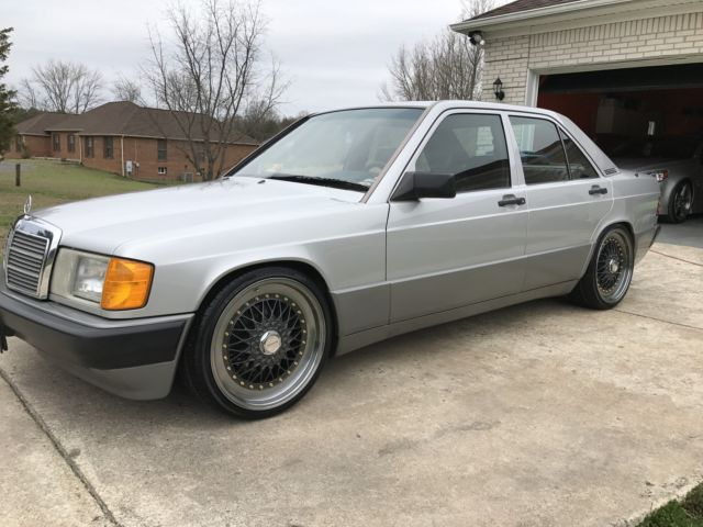 1990 mercedes 190e 2 6 liter 2 owners mercedes maintained. Black Bedroom Furniture Sets. Home Design Ideas