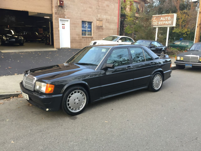 1990 mercedes benz 190e 2 5 16v cosworth for sale. Black Bedroom Furniture Sets. Home Design Ideas