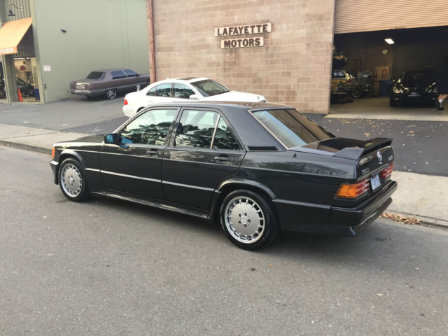 1990 mercedes benz 190e 2 5 16v cosworth for sale for Mercedes benz 190e for sale