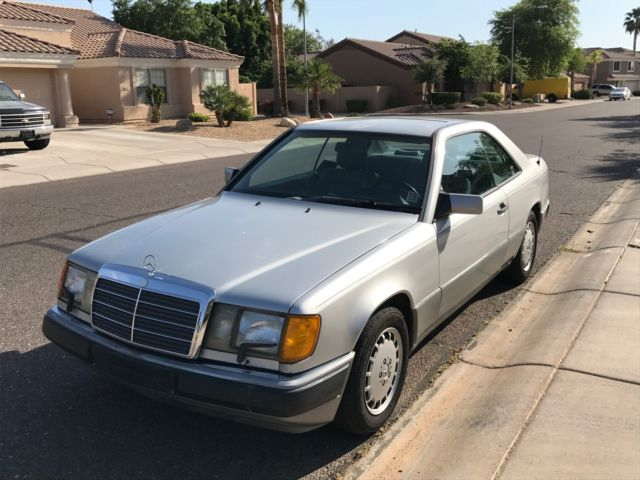 1990 mercedes benz 300ce base coupe 2 door 3 0l for sale for Mercedes benz 2 door coupe for sale