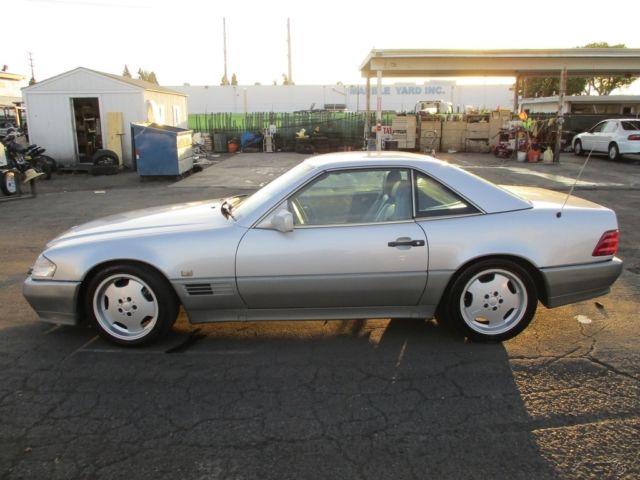 1990 mercedes benz 500sl 2 dr convertible used 5l v8 32v for Used mercedes benz convertible cars for sale
