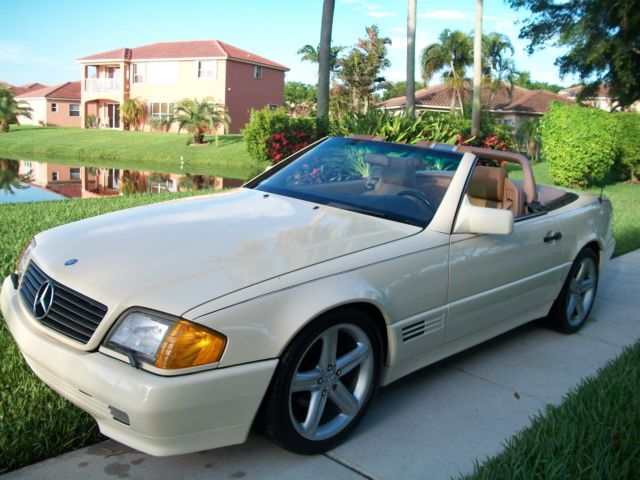 1990 mercedes benz 500sl sl500 amg for sale mercedes. Black Bedroom Furniture Sets. Home Design Ideas