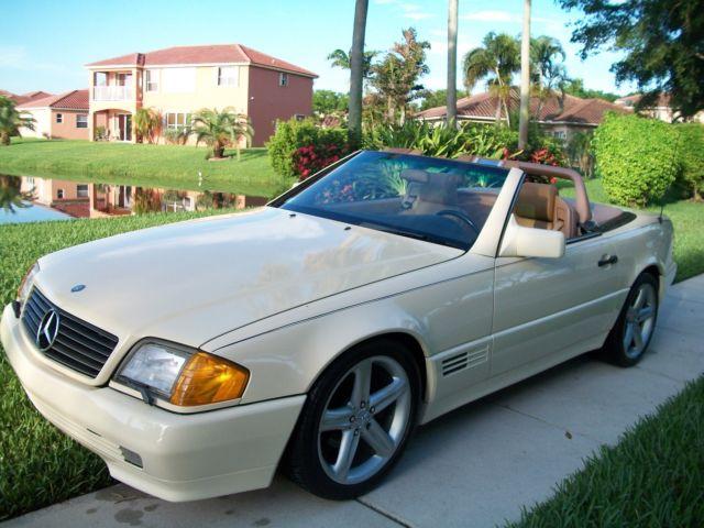 1990 mercedes benz 500sl sl500 amg for sale mercedes for Mercedes benz 500 sl for sale