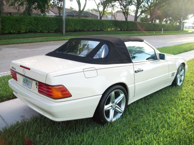 Mercedes Benz Of Bonita Springs >> 1990 MERCEDES BENZ 500SL SL500 AMG for sale - Mercedes ...