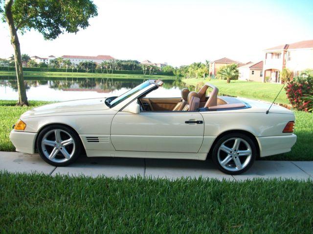 1990 mercedes benz 500sl sl500 amg for sale mercedes for Mercedes benz sl500 for sale