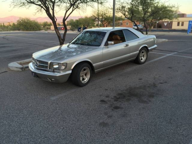 1990 mercedes benz 560sec coupe for sale mercedes benz for Mercedes benz 560sec for sale