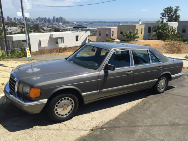 1990 mercedes benz 560sel for sale mercedes benz 500 for Mercedes benz 560sel for sale